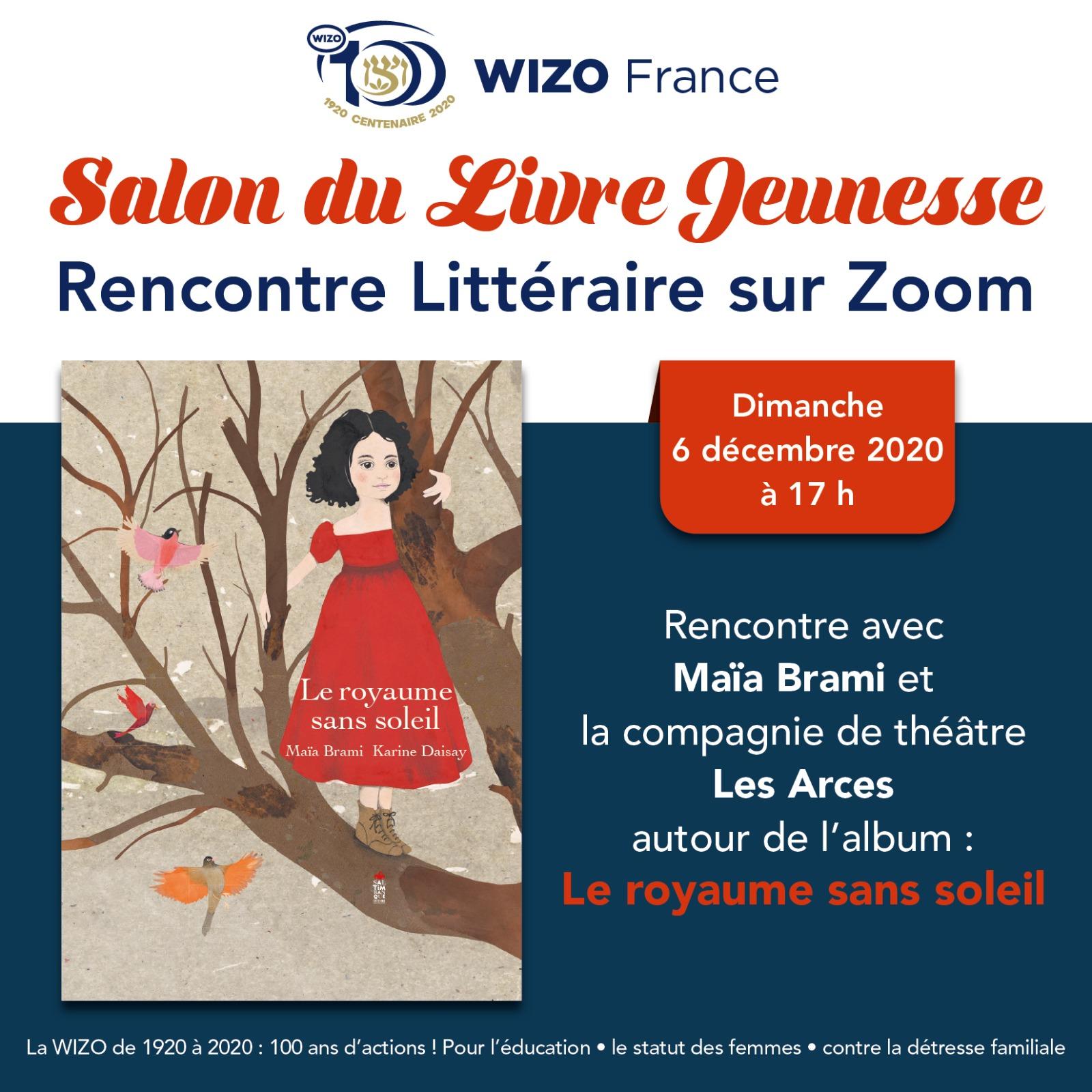 Salon du livre jeunesse en France